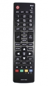 Пульт для LG AKB73715622 LCD TV