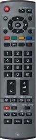 Пульт EUR7651120 LCD TV,VCR, DVD VIERA для видеотехники PANASONIC