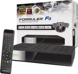Спутниковый ресивер Formuler F3