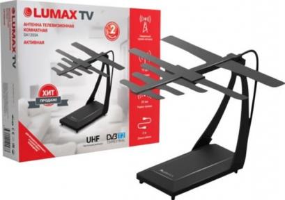 Антенна комнатная пассивная LUMAX DA1203A -LPA DVB-T2