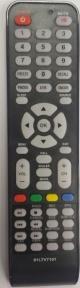 Пульт 81LTV7101 LCD TV для телевизора ПОЛАР
