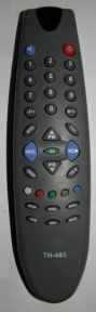 Пульт TH-493 для телевизора BEKO