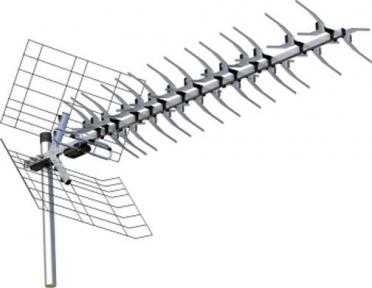 Антенна Локус 21-60к. L 020.60 DF 60LХ