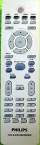 Пульт RC2422 549 01243 HDD+DVD RECORDER для видеотехники PHILIPS