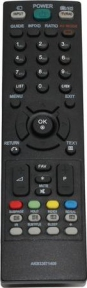Пульт AKB33871409 для телевизора LG