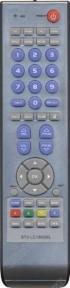 Пульт LTV-2231, SUPRA STV LC1995WL для телевизора ELENBERG