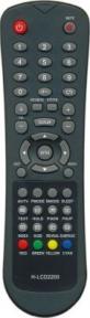 Пульт H-LCD2200 TV/DVD для телевизора SUPRA