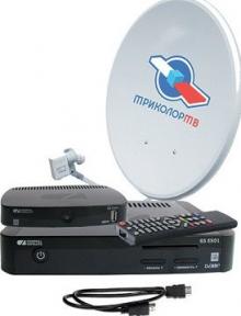 Комплект Триколор ТВ GS E 501 + GS C 5911 на 2 телевизора
