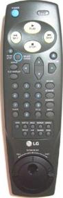 Пульт 6870R1198AA (DVD) оригинальный для видеотехники LG