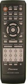 Пульт VXX2702 DVD оригинальный для видеотехники PIONEER