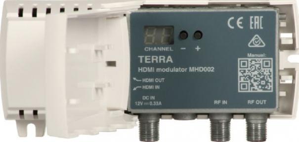 Модулятор DVB-T Terra MHD002 без БП