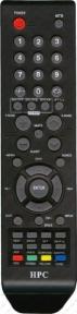 Пульт LHA-1528 2698 для телевизора HPC