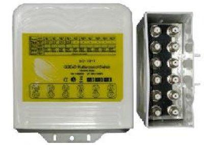 Дисек-переключатель Euston GD-1011 DiSEqC switch 10x1 +1 ATN