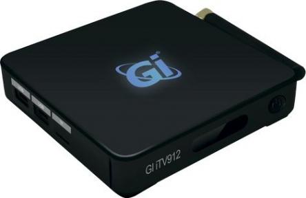 Цифровая IPTV/OTT приставка GI iTV912