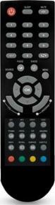 Пульт H-LCD1516 (AKAI) для телевизора HYUNDAI