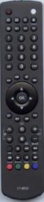 Пульт CT 8023 (32KL934R) LCD TV+DVD для Toshiba