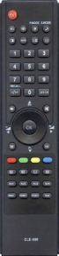 Пульт CLE-996 LCD для телевизора HITACHI