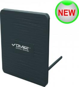 Антенна комнатная активная DVS-Z1 DVB-T2