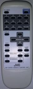 Пульт RM-C542W оригинальный для телевизора JVC