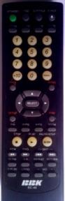 Пульт RC 48 DVD для BBK