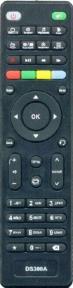 Пульт DS-300(A) DVB-T2 для эфирных ресиверов МТС