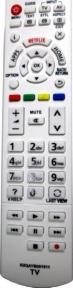 Пульт N2QAYB001011 LCD TV NETFLIX/2 для телевизора PANASONIC