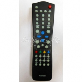 Пульт RC2563 TV/VCR/DVD для видеотехники PHILIPS