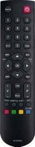 Пульт RC2000E02 для телевизора SUPRA