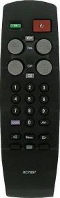 Пульт RC7807 оригинальный для телевизора PHILIPS