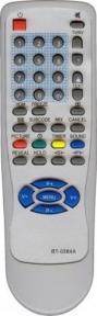 Пульт BT-0384 TXT для телевизора AKAI