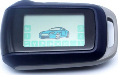 Брелок к автосигнализации LCD StarLine A94S
