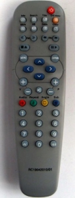 Пульт RC19042010 для телевизора PHILIPS