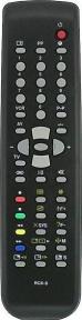 Пульт RC-6-5 для телевизора HORIZONT
