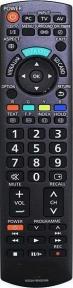 Пульт N2QAYB000399 LCD TV для телевизора PANASONIC