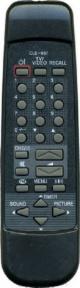 Пульт CLE-937 для телевизора HITACHI