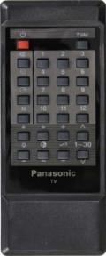 Пульт TNQ2687 для телевизора PANASONIC