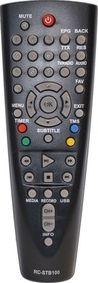 Пульт BBK RC-STB100 DVB-T2 ресивер