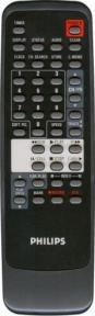 Пульт RC7960 VCR оригинальный для видеотехники PHILIPS