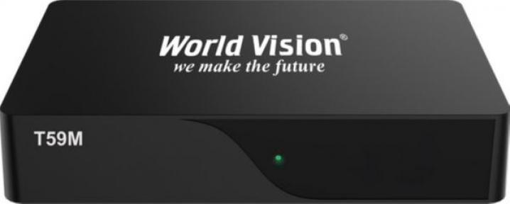 Ресивер эфирный World Vision T59M
