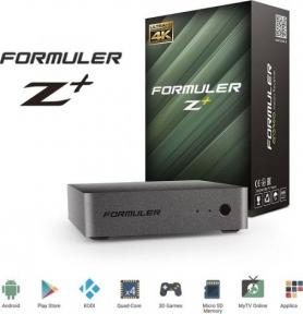 Медиа ресивер Formuler Z+ IPTV