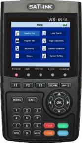 Измерительный прибор SatFinder Satlink WS-6916