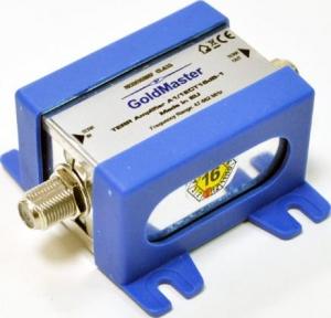Эфирный усилитель GoldMaster A1/1ECT16dB-1