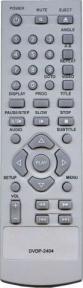 Пульт DVDP-2404 (DVD) для плеера ELENBERG