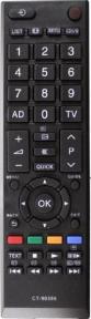 Пульт CT-90386 LCD для Toshiba