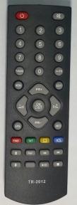 Пульт DVB-T2 Y-133A2 TRIMAX для эфирных ресиверов LUMAX