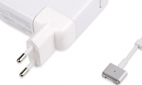 Адаптер питания для Apple MagSafe 2 T-Tip 60Вт 3,65А 16,5В