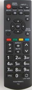 Пульт N2QAYB000815 LCD TV для телевизора PANASONIC