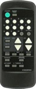 Пульт 076ROBR020 оригинальный для телевизора ORION