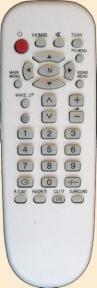 Пульт EUR648080 оригинальный для телевизора PANASONIC