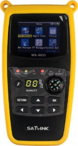 Измерительный прибор SatFinder Satlink ws-6933